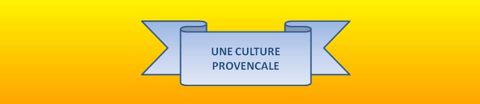 cultureprovençale